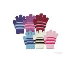 gestreifte magic gloves kinderhandschuhe 2 99. Black Bedroom Furniture Sets. Home Design Ideas