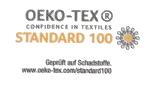 Öko-Tex 100 zertifiziert