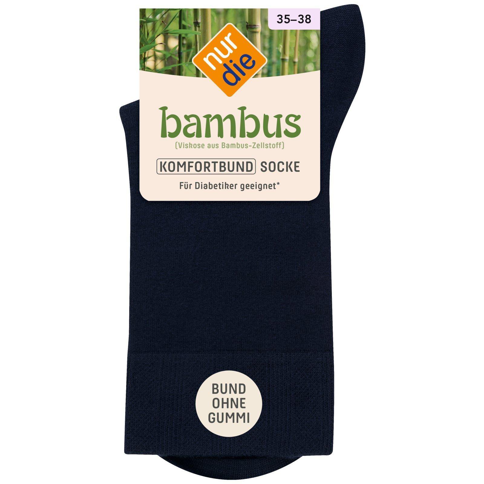 Nur Die Bambus Komfort Socken kaufen | socken-und-mehr