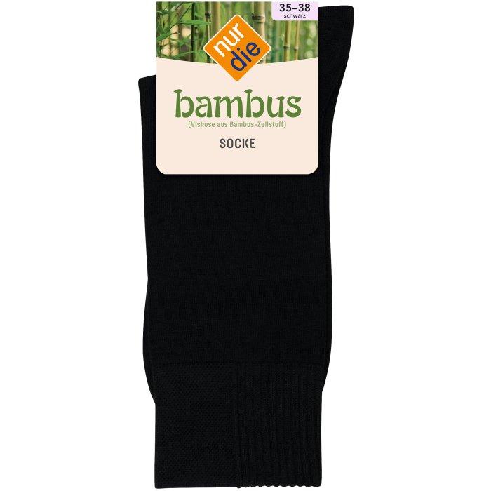 Schnelle Lieferung noch eine Chance kosten charm Nur Die Bambus Socke für Damen