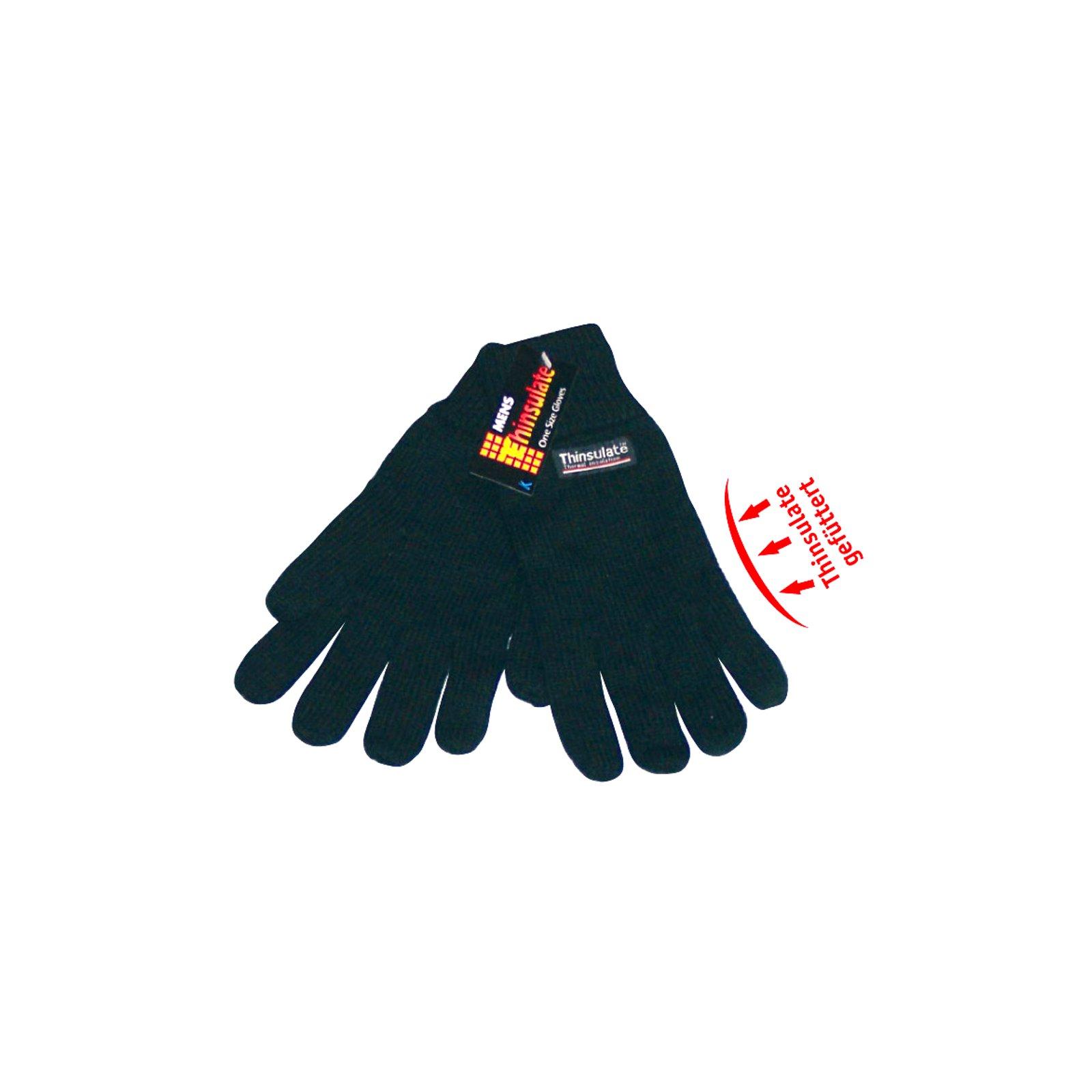 Herren Gepolsterte Handschuhe Thinsulate W/ärme Gef/üttert Ski-Handschuhe Motorrad-Handschuhe Outdoor
