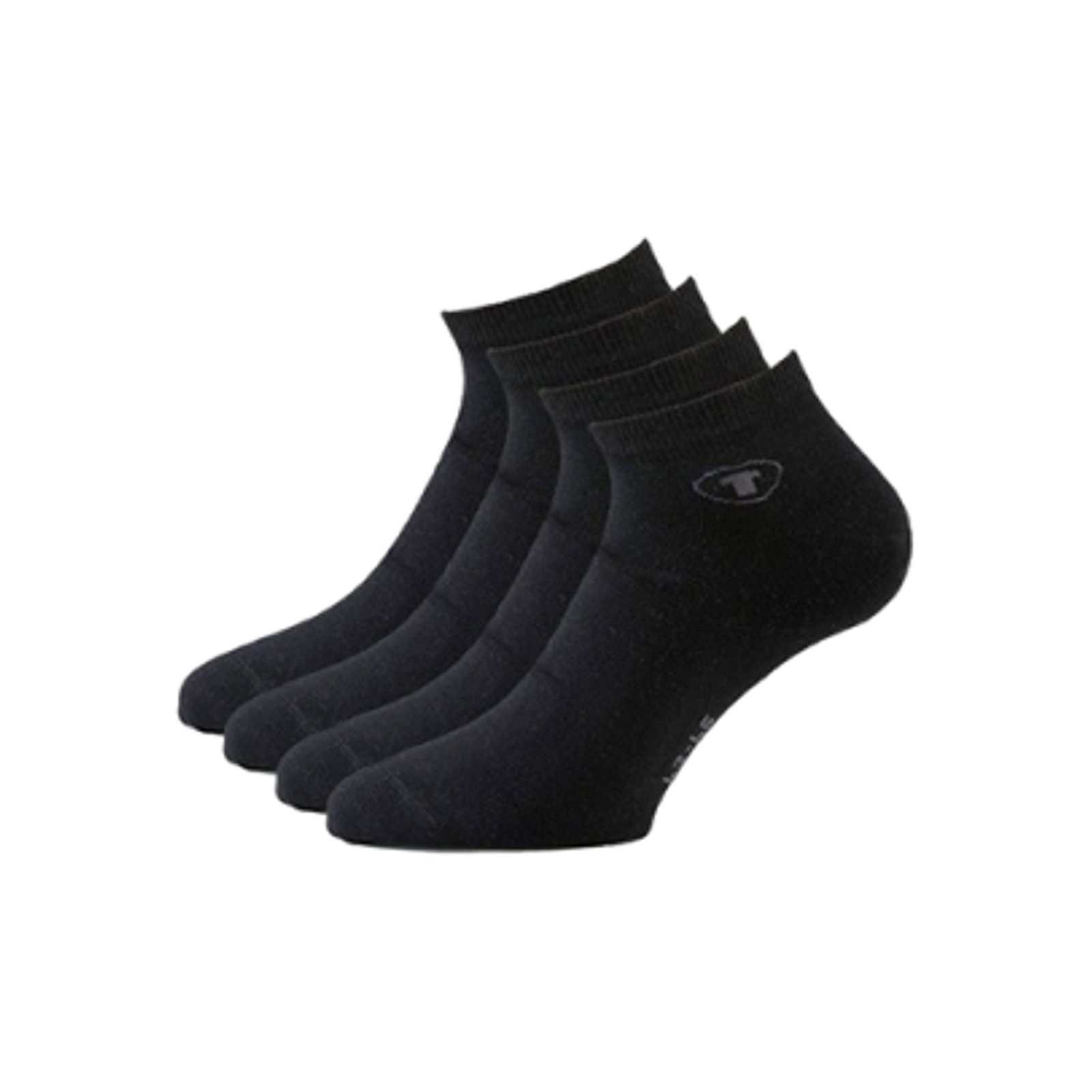 Tom Tailor Sneakersocken im 4er Pack black 39-42