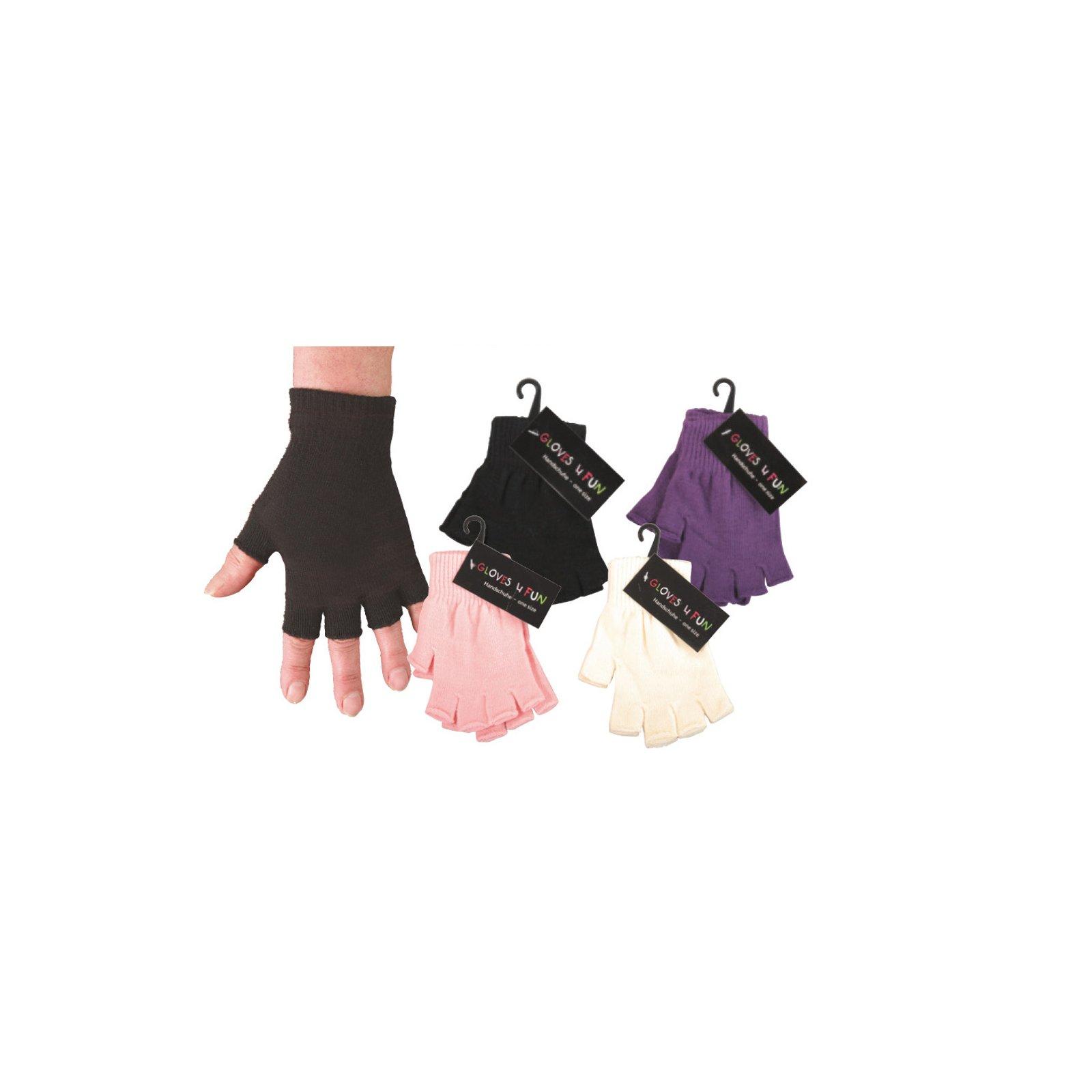 1 2 finger handschuhe f r teenager und damen. Black Bedroom Furniture Sets. Home Design Ideas