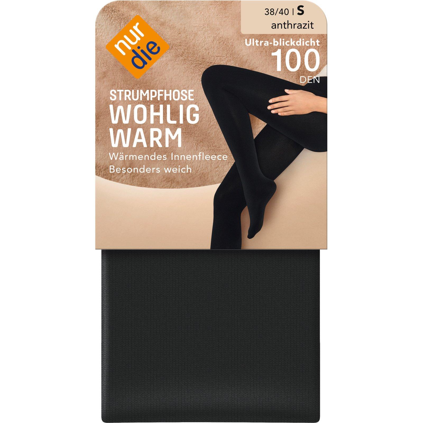 wohlig warm strumpfhose von nur die. Black Bedroom Furniture Sets. Home Design Ideas
