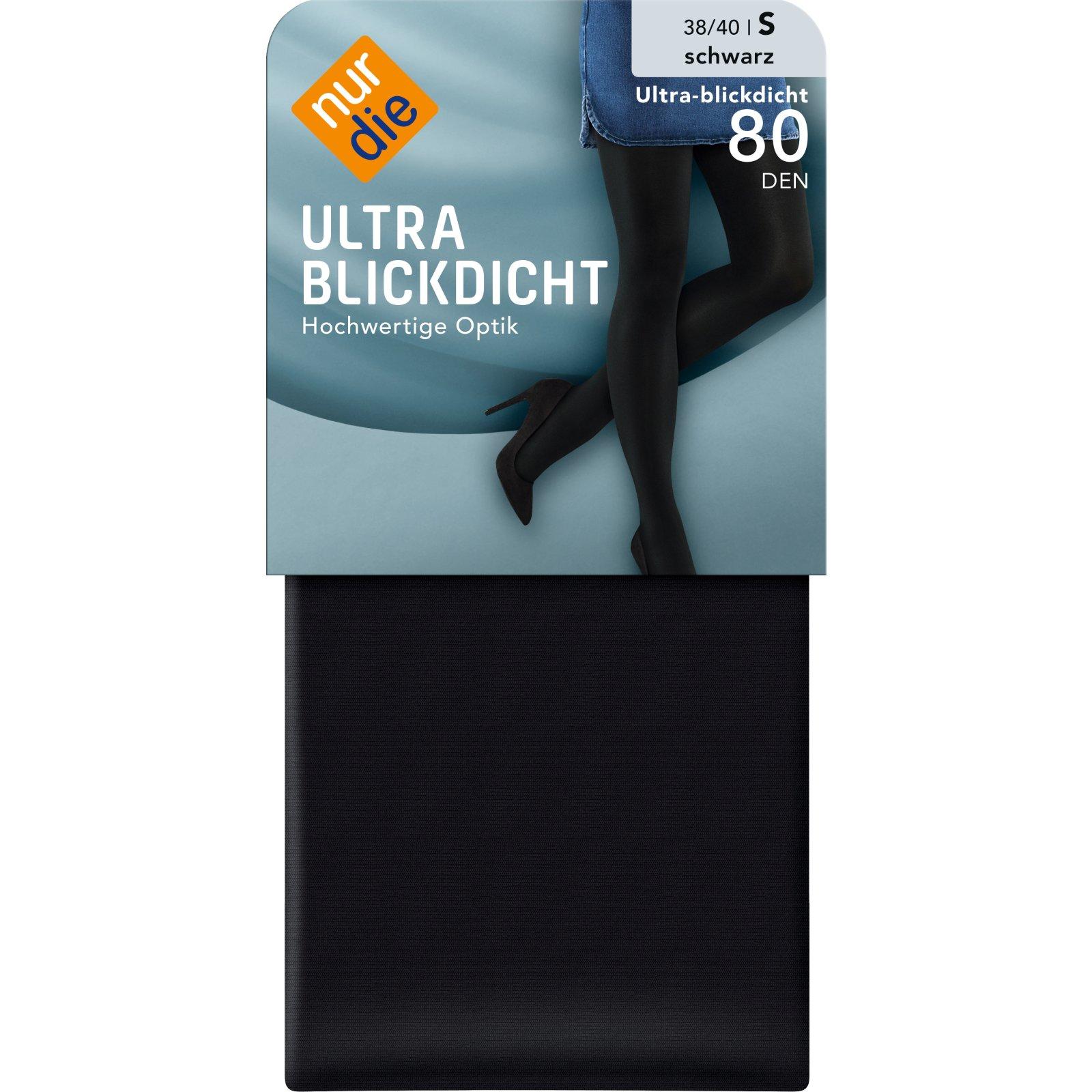20f8d664a1acaa Ultra Blickdicht Strumpfhose von Nur Die