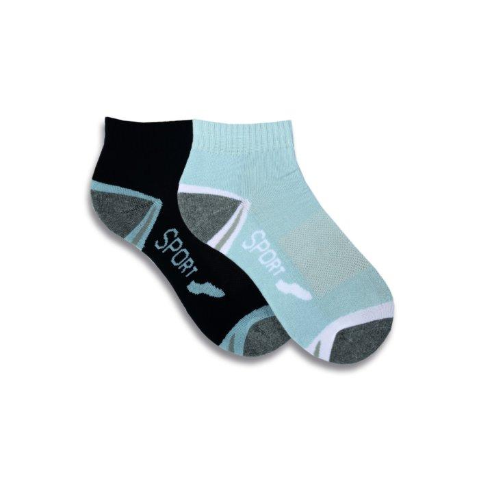 2 Sneaker Für Damen Teenager Und Sport Socken Paar CpqCwr