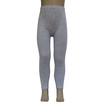Thermo Leggings graumelange 110-116