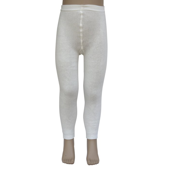 Kids Thermo Leggings offwhite 134-146