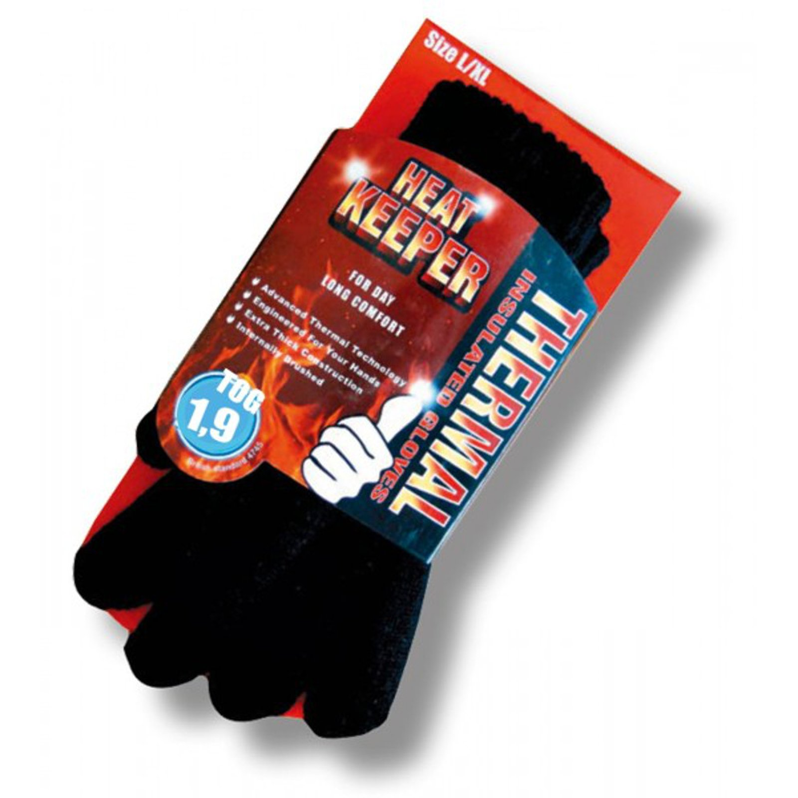 Thermo-Handschuhe - Heat Keeper