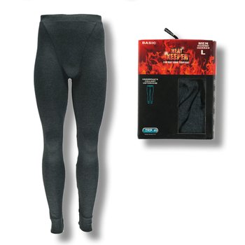 Thermo-Hose - Heat Keeper anthrazit 2XL