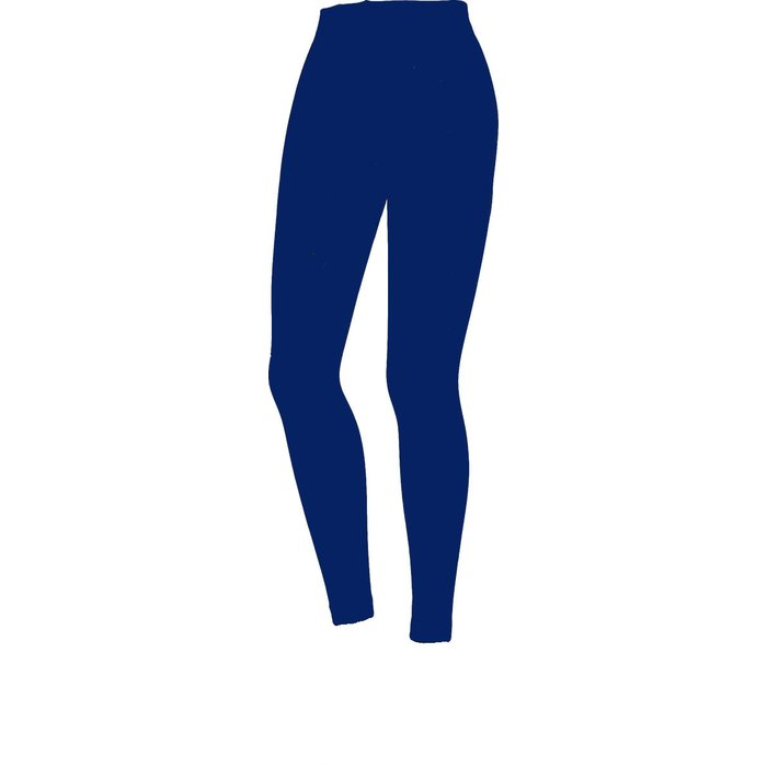 Thermo Legging Extra Warm navy M